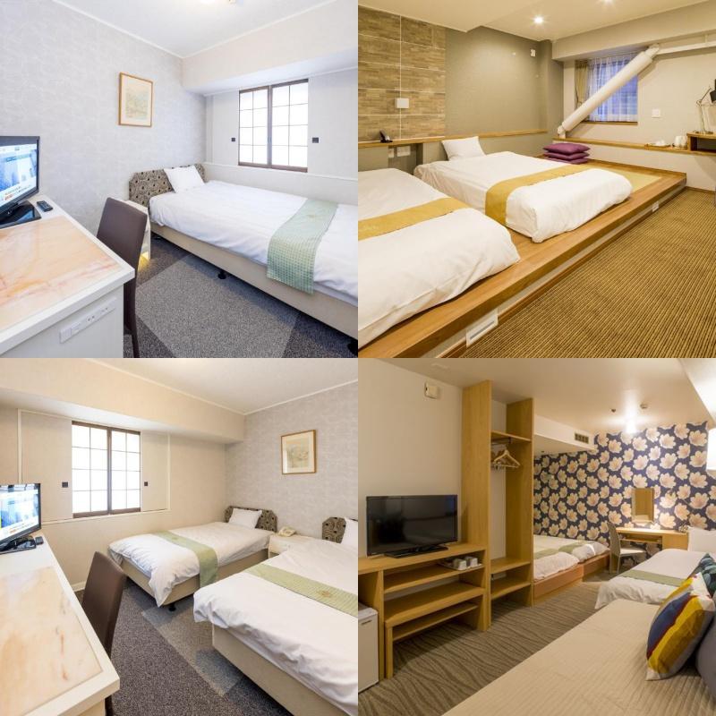 collage hotel new osaka