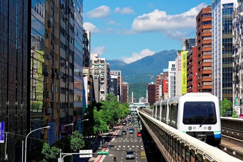 1 Taipei Metro System